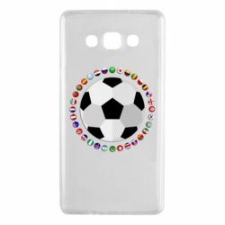 Чохол для Samsung A7 2015 Football