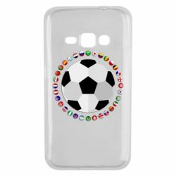 Чохол для Samsung J1 2016 Football