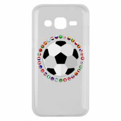 Чохол для Samsung J2 2015 Football