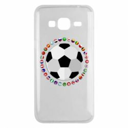 Чохол для Samsung J3 2016 Football