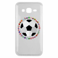 Чохол для Samsung J5 2015 Football