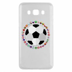 Чохол для Samsung J5 2016 Football