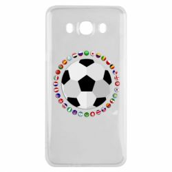 Чохол для Samsung J7 2016 Football