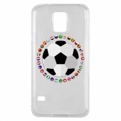 Чохол для Samsung S5 Football