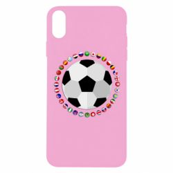Чохол для iPhone Xs Max Football