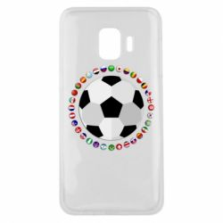 Чохол для Samsung J2 Core Football