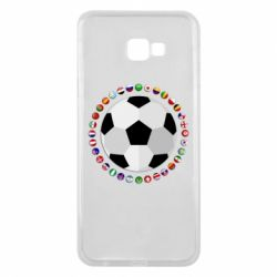 Чохол для Samsung J4 Plus 2018 Football