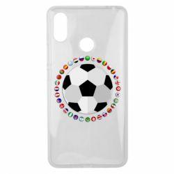 Чохол для Xiaomi Mi Max 3 Football