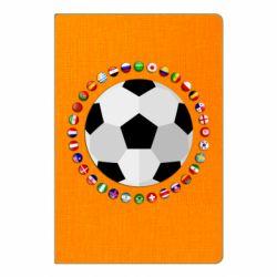 Блокнот А5 Football