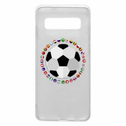Чохол для Samsung S10 Football