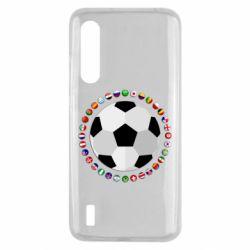 Чохол для Xiaomi Mi9 Lite Football