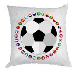 Подушка Football