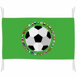 Прапор Football