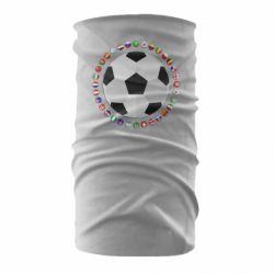 Бандана-труба Football