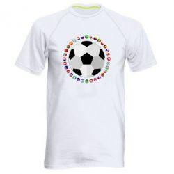 Чоловіча спортивна футболка Football