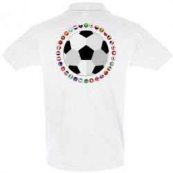 Футболка Поло Football