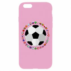 Чохол для iPhone 6/6S Football