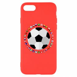 Чохол для iPhone 7 Football