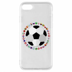 Чохол для iPhone 8 Football