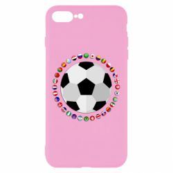 Чохол для iPhone 8 Plus Football