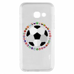 Чохол для Samsung A3 2017 Football