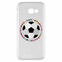 Чохол для Samsung A5 2017 Football