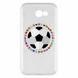 Чохол для Samsung A7 2017 Football
