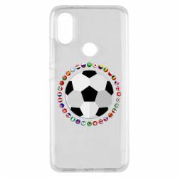 Чохол для Xiaomi Mi A2 Football
