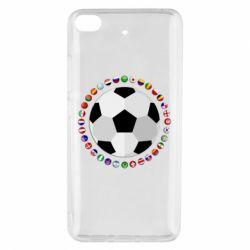 Чохол для Xiaomi Mi 5s Football