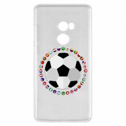 Чохол для Xiaomi Mi Mix 2 Football