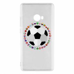 Чохол для Xiaomi Mi Note 2 Football