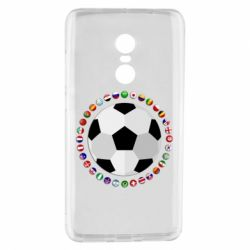 Чохол для Xiaomi Redmi Note 4 Football