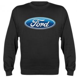 Реглан (свитшот) Ford 3D Logo - FatLine