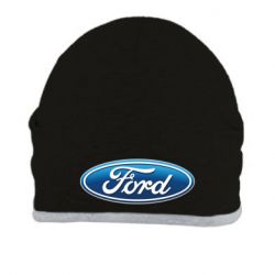 Шапка Ford 3D Logo - FatLine