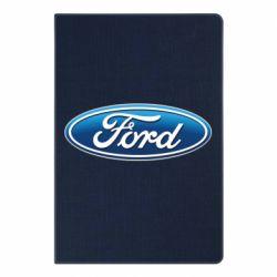 Блокнот А5 Ford 3D Logo