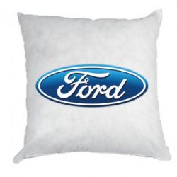 Подушка Ford 3D Logo - FatLine