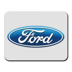 Коврик для мыши Ford 3D Logo - FatLine
