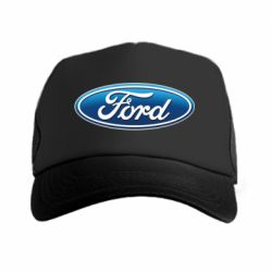 Кепка-тракер Ford 3D Logo - FatLine