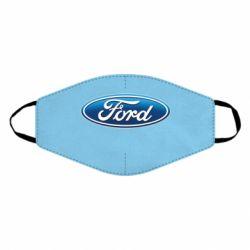 Маска для лица Ford 3D Logo