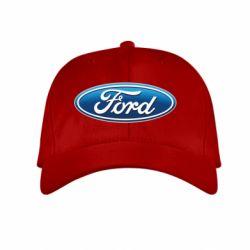 Детская кепка Ford 3D Logo - FatLine