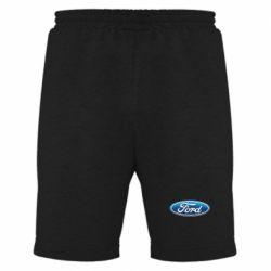 Мужские шорты Ford 3D Logo - FatLine