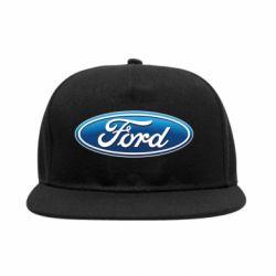 Снепбек Ford 3D Logo