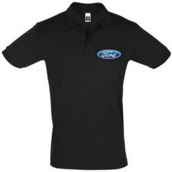 Футболка Поло Ford 3D Logo