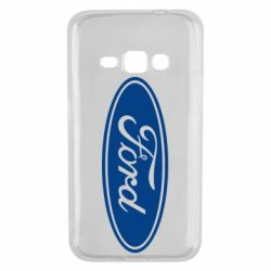 Чехол для Samsung J1 2016 Ford Logo