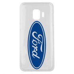 Чехол для Samsung J2 Core Ford Logo