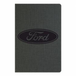 Блокнот А5 Ford Logo