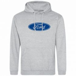 Толстовка Ford Logo - FatLine