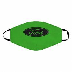 Маска для обличчя Ford Logo