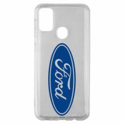 Чехол для Samsung M30s Ford Logo