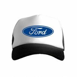 Детская кепка-тракер Ford Logo